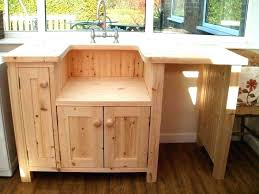 stand alone shelves. Stand Alone Shelves Freestanding Farmhouse Sink Free Standing Kitchen Storage .