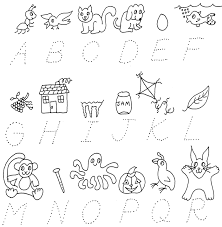 Tracing Letters Worksheets Templates Printable