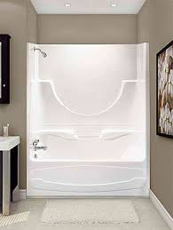 fiberglass tub shower enclosures. Simple Fiberglass Decorate Around A Fiberglass Tub Shower Combo Enclosure  Google Search  White Cabinet Like The Coutnter In Fiberglass Tub Shower Enclosures C