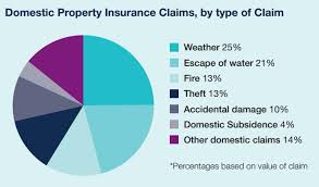 Wind and hail damage to your home's exterior, interior and your personal property. 1 In 5 Home Insurance Claims Rejected And Uk Flooding Insurance Statistics 2015