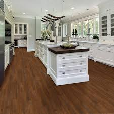 Vinyl Plank Flooring Kitchen Select Surfaces American Walnut Click Luxury Vinyl Plank Flooring