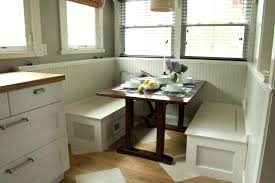 Banquette Seating Plans How To Build A Bay Window Storage Bench Wooden Plans Dog House