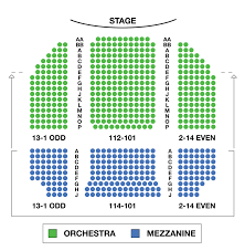 Hayes Theater Seating Chart Helen Hayes Theatre Seating Chart Theatre In New York