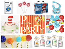 Dr Seuss Party Decorations Dr Seuss Theme Party Planning Ideas Supplies Partyideaproscom