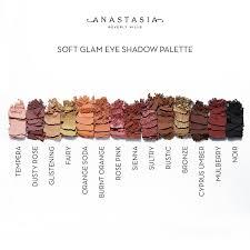 <b>Soft</b> Glam Eyeshadow Palette - <b>Anastasia Beverly Hills</b> | Sephora
