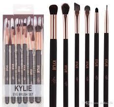 new stock makeup kylie eye brush set makeup tools eyshadow brush dhl shipping best makeup brushes makeup from aloha224 1 93 dhgate