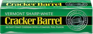 sharp white cheddar. vermont sharp white cheddar a