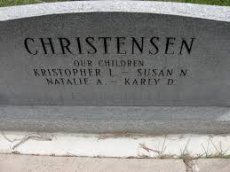 "Karl Douglas ""Hud"" Christensen (1948-2004) - Find A Grave Memorial"