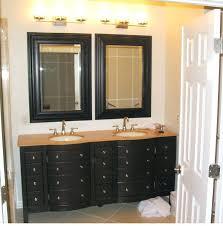 black framed bathroom mirrors. Black Framed Bathroom Mirrors Mirror Ideas Cosy . R