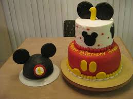 Minnie Mouse Cake Ideas How To Make A Mickey Without Fondant Topper
