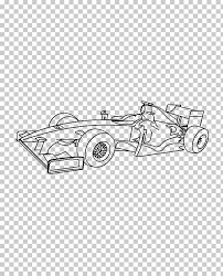 Drawing Kleurplaat Automotive Design M02csf Max Verstappen Png