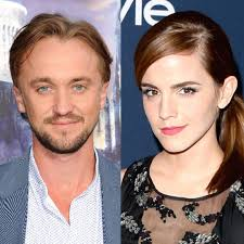 Tom felton and emma watson were previously surrounded by romance rumours (picture: Did Tom Felton Have A Crush On Emma Watson Who Used To Dig Him E Online