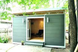 Backyard Office Kits Shed Studio Prefab