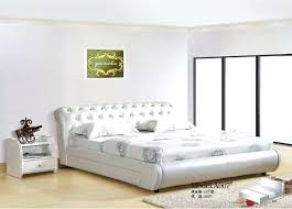 Glamorous Leather Bed Frame King Furniture Outlet Atlanta Fair ...