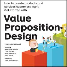 Value Proposition Design Amazon Com The Big Pad Of 50 Blank Extra Large Business Model