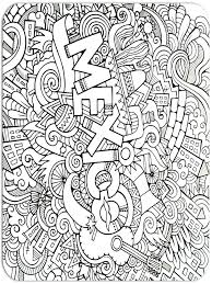 Anti Stress Coloring Pages For Adults Free Printable Anti Stress