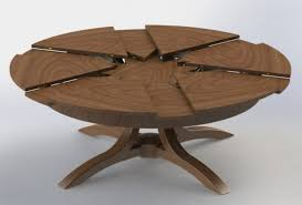 expandable round dining table. Interior, Expandable Round Dining Table Design Modern Great Quality 1: D