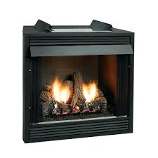 ventless propane fireplace smell with er gas logs