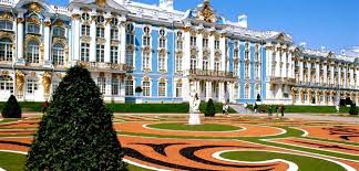 Pushkin And Catherine The Greatu0027s Summer Palace  Danielle FaridehCatherine Palace Floor Plan