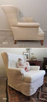 Slipcovers Living Room Chairs 17 Best Ideas About Slipcovers On Pinterest Slipcovers For