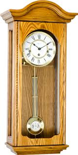 compare save 0 brooke mechanical regulator wall clock in light oak