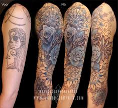 Cover Up Tattoo Illustration Marloes Lupker