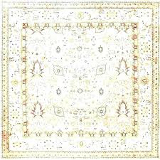 4 foot square rug 7 foot square rug rugs outstanding large antique 1 photo 3 of