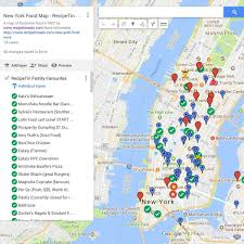 new york food map (use it on the go)  recipetin eats