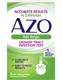 Azo Test Strips Help You Detect If You Have A Uti