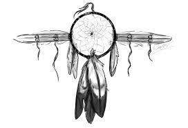 эскиз черно белой тату ловец снов татуировку рф фото и эскизы