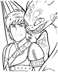 In this incredible movie, five years have passed since hiccup and toothless united the dragons and vikings of berk. How To Train Your Dragon 2 To Color For Kids How To Train Your Dragon 2 Kids Coloring Pages