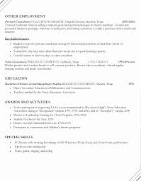 Sample Of Hobbies And Interests On A Resume Fresh Personal Interests