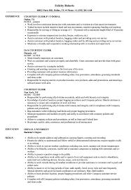 Courtesy Clerk Resume Resume Online Builder
