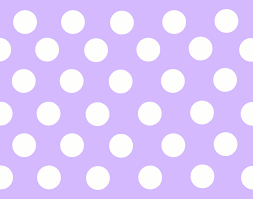Light Purple And White Polka Dots 45 White Polka Dot Wallpaper On Wallpapersafari
