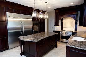 Modern Kitchen Remodel Designs Large Refrigerator Built In Oven - Modern kitchen remodel