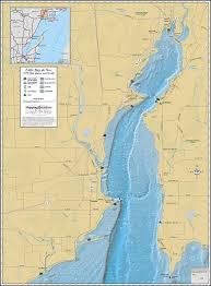 Little Bay De Noc Depth Chart Opinions On Little Bay De Noc