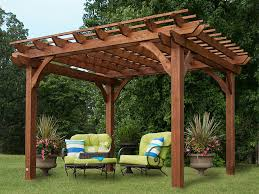 the best pergola kits for your outdoor