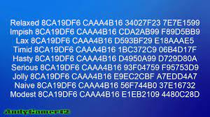 Pokemon Hoenn Adventures Cheats & Gameshark Codes (Android) - YouTube