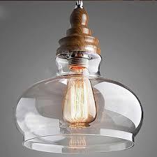 bowl pendant light downlight painted finishes crystal 110 120v 220 240v yellow bulb