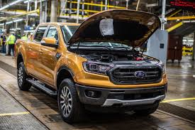 Ford Ranger pickup rated at 23 mpg combined, best among gasoline ...
