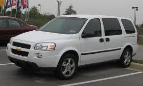 Chevrolet Uplander — Wikipédia
