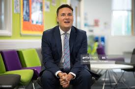 Labour's shadow exchequer secretary Wes Streeting, during a visit to...  News Photo - Getty Images