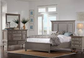 gray king bedroom sets. belmar gray 7 pc king bedroom sets