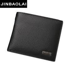 Online Shop <b>Luxury 100</b>% <b>Genuine</b> Leather Wallets Fashion Short ...