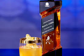 fans of the seminal blade runner will know that harrison ford s character rick deckard was a fan of scotch he favored johnnie walker black label