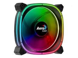 <b>Вентилятор AeroCool Fan</b> Saturn 12 FRGB 120mm 4710562754087