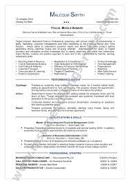 Sample Combination Resume Format Resume Template Ideas
