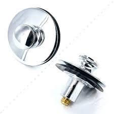 bathtub drain plug how to replace bathtub drain stopper chrome replace old bathtub drain stopper bathtub