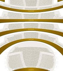Shen Yun Seating Chart David H Koch Theater Detailed Seating Chart Tickpick