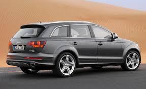 Audi Q7 V12 TDI Diesel Not For U.S. | Car News | News | Car and Driver